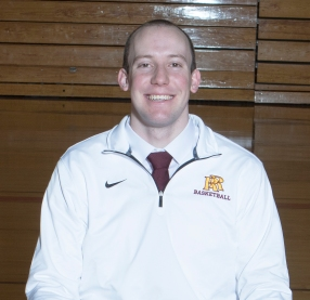 Coach Maxwell Headshot
